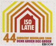 Nederland NL 2559  2008 Tien voor Nederland (Zuinig met energie) 44 cent  Gestempeld