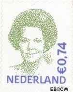 Nederland NL 2620  2009 Koningin Beatrix 74 cent  Gestempeld