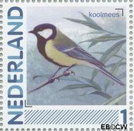 Nederland NL 2791a  2011 Vogels 1 cent  Gestempeld