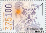 Nederland NL 2793  2011 Universiteit van Utrecht 1 cent  Gestempeld