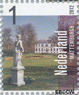 Nederland NL 2900a  2012 Mooi Nederland- Mattemburgh 1 cent  Gestempeld