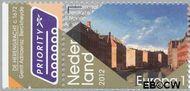 Nederland NL 2910  2012 Visit Amsterdam priority Europa 1 cent  Gestempeld