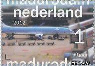 Nederland NL 2928  2012 Madurodam 60 jaar 1 cent  Gestempeld