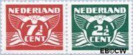 Nederland NL 379a  1941 Vliegende Duif  cent  Postfris