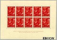 Nederland NL 402B  1942 Voorzieningsfonds Nederlands legioen  cent  Gestempeld
