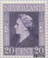 Nederland NL 437  1944 Bevrijding 20 cent  Gestempeld