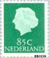 Nederland NL 635  1956 Koningin Juliana- Type 'En Profile' 85 cent  Gestempeld
