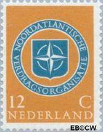 Nederland NL 720  1959 N.A.V.O. 12 cent  Gestempeld