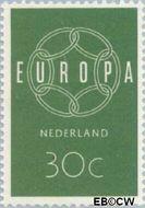 Nederland NL 728  1959 C.E.P.T.- Ketting 30 cent  Gestempeld