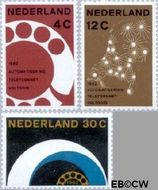 Nederland NL 771#773  1962 Automatisering telefoonnet   cent  Postfris
