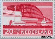 Nederland NL 903  1968 Bruggen 20+10 cent  Gestempeld
