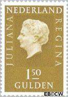 Nederland NL 954b  1981 Koningin Juliana- Type 'Regina' 150 cent  Gestempeld