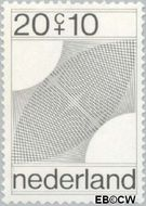 Nederland NL 967  1970 Computertekeningen 20+10 cent  Gestempeld