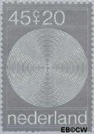 Nederland NL 969  1970 Computertekeningen 45+20 cent  Postfris