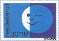 Nederland NL 999  1971 Elementen van de Kinderwereld 30+15 cent  Gestempeld