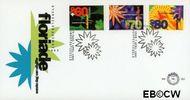 Nederland NL E293  1992 Floriade  cent  FDC zonder adres