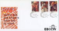 Nederland NL E321  1994 Ouderen en telefooncirkel  cent  FDC zonder adres