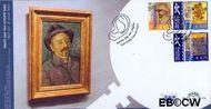 Nederland NL E476  2003 Vincent van Gogh  cent  FDC zonder adres
