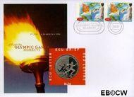 Nederland NL ECU016  1996 Olympische Spelen  cent  Postfris