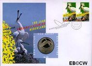 Nederland NL ECU035  1999 Vogelbescherming  cent  Postfris