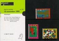 Nederland NL M144  1995 Computertekeningen  cent  Postfris