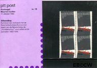 Nederland NL M15  1983 Luther, Maarten  cent  Postfris