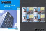 Nederland NL M214  1999 V.N.O.-N.C.W.  cent  Postfris