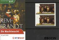 Nederland NL M227  2000 De Nachtwacht  cent  Postfris