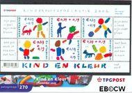 Nederland NL M270  2002 Kind en kleur  cent  Postfris