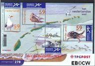 Nederland NL M278  2003 Nederlandse Wad  cent  Postfris