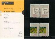 Nederland NL M72  1990 Gogh, Vincent van  cent  Postfris