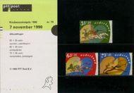 Nederland NL M79  1990 Kind en hobby  cent  Postfris
