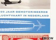 Nederland NL PR26  2009 Luchtvaart  cent  Postfris