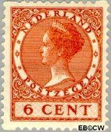 Nederland NL R65  1930 Type 'Veth' 6 cent  Gestempeld