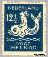 Nederland NL R85  1929 Voor het kind 12½+3½ cent  Gestempeld