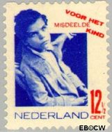 Nederland NL R93  1931 Misdeelde kind 12½+3½ cent  Gestempeld