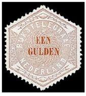 Nederland NL TG11  1877 Betaling telegraaf 100 cent  Gestempeld