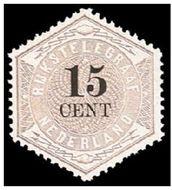 Nederland NL TG5  1877 Betaling telegraaf 15 cent  Gestempeld