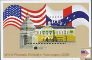 Nederlandse Antillen NA 1662  2006 Int. Postzegeltentoonstelling Washington  cent  Postfris