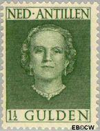 Nederlandse Antillen NA 230  1950 Type 'En Face' 150 cent  Gestempeld