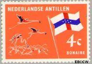 Nederlandse Antillen NA 361  1965 Eilanden 4 cent  Gestempeld