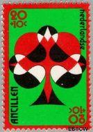 Nederlandse Antillen NA 541  1977 Amphilex '77 20+10 cent  Gestempeld