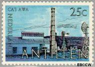 Nederlandse Antillen NA 601  1978 Smith, Leonard B. 25 cent  Gestempeld