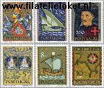 POR 892#897 Postfris 1960 Zeevaarder, Hendrik de
