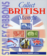 SG Collect British stamps 2017