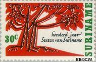 Suriname SU 459  1966 Staten van Suriname 30 cent  Gestempeld