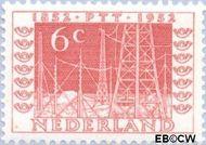 Nederland NL 589  1952 Postzegeljubileum 6 cent  Postfris