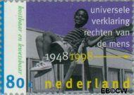 Nederland NL 1755  1998 Mensenrechten 80 cent  Postfris
