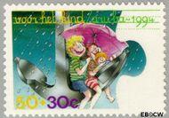 Aruba AR 148  1994 Kinderfantasie 50+30 cent  Gestempeld