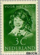 Nederland NL 301  1937 Kinderportret Frans Hals 3+2 cent  Gestempeld